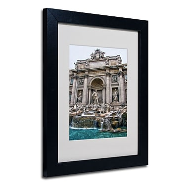 Trademark Fine Art 'Trevi Fountain'
