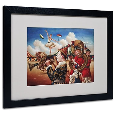 Trademark Fine Art 'Circus Hit Parade' 16