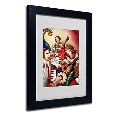 Trademark Fine Art 'Inspiriacion' 11