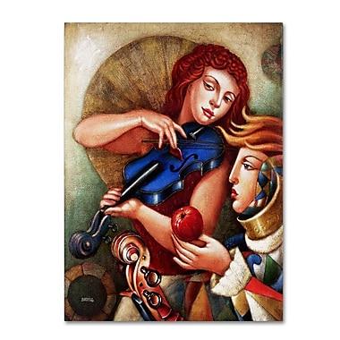 Trademark Fine Art 'Seduccion' 35