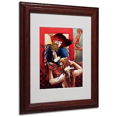 Trademark Fine Art 'Window Music' 11
