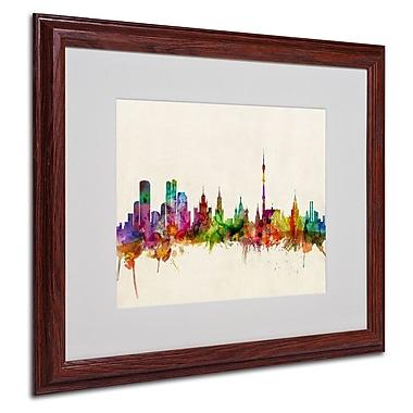 Trademark Fine Art 'Moscow, Russia' 16