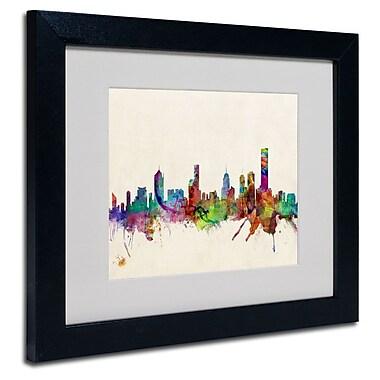 Trademark Fine Art 'Melbourne, Canada' 11