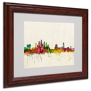 Trademark Fine Art 'Tampa, Florida' 11