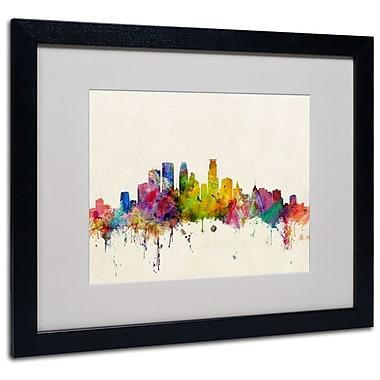 Trademark Fine Art 'Minneapolis, Minnesota' 16