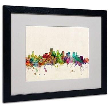 Trademark Fine Art 'Boston, Massachusetts' 16