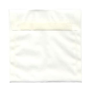 JAM Paper® Booklet Linen Envelopes with Gum Closures 6