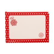 JAM Paper® 7 x 5 Christmas To From Labels, Red