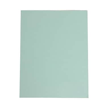 JAM Paper® 28 lbs. Printer Paper, 8 1/2in. x 11in., Aqua Blue, 50/Pack