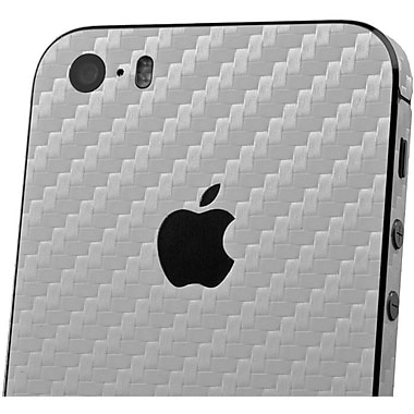 dbrand Full Body Carbon iPhone 5S Case, White