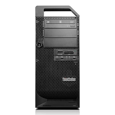 Lenovo ThinkStation D30 Intel Xeon Octa-Core Processor, 500 GB HDD, 8 GB RAM, Windows 7 Professional Desktop PC