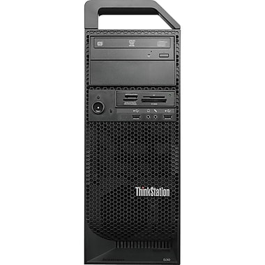 Lenovo Desktop Business Computers Think Station S30 Tower Xeon E5-1620 8G