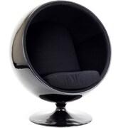 Modway Kaddur Fabric Lounge Chairs