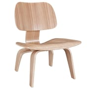Modway Lounge Chair, Natural (EEI-510-NAT)