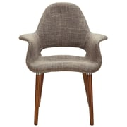 Modway Fabric Novelty Chair, Taupe