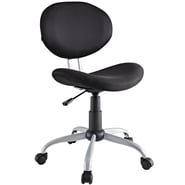 Modway Gina Padded Fabric Low Back Task Office Chairs