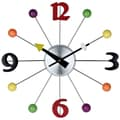 Modway EEI-765 Juggler Ball Wall Clock, Assorted