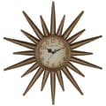 Modway EEI-844 Retrostar Wall Clock, Tan