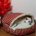 Snoozer Cozy Cave Dog Dome; Small (25'' L x 25'' W)