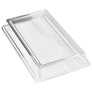 Carlisle 44422C07, Cover for Full Size Food Pan, Clear