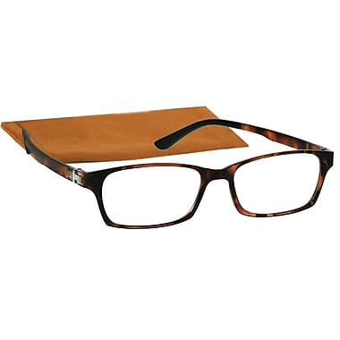 peeperspecs 174 living color tortoise reading glasses 2 75