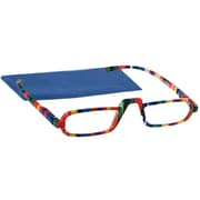 Peeperspecs® Fruit Stripe Gum Reading Glasses, +2.25