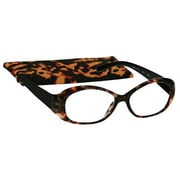 Peeperspecs® Trek About Tortoise Reading Glasses, +1.25