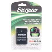 Energizer® ENB-NEL14 Digital Replacement Battery EN-EL14 For Nikon D3100