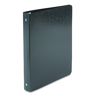 Acco® Recycled PRESSTEX 1in. Capacity Round Ring Binders
