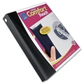 Avery® Comfort Touch 1in. Capacity Durable Slant Ring View Binder, White/Black