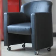 Jesper Office Jesper Office Ulla Club Chair; Black