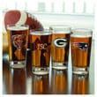 Cathys Concepts NFL Engraved Pint Glass; Denver Broncos