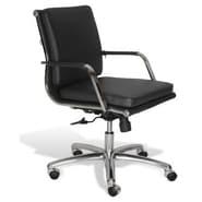 Jesper Office Berg Low Back Conference Chair; Black