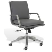 Jesper Office Berg Low Back Conference Chair; Grey