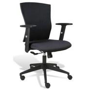 Jesper Office Jesper Office Elsa Ergonomic Office Chair; Black Fabric
