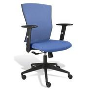 Jesper Office Jesper Office Elsa Ergonomic Office Chair; Blue Fabric
