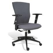 Jesper Office Jesper Office Elsa Ergonomic Office Chair; Grey fabric
