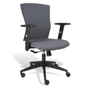 Jesper Office Jesper Office Elsa Ergonomic Office Chair; Grey fabric