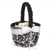 HBH™ Enchanted Basket, Black/White