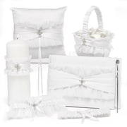HBH™ 6-Piece Faith and Love Collection Set, White
