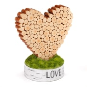 HBH™ Rustic Heart Table Decor