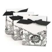 HBH™ Floral Favor Boxes, White