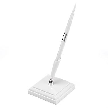 HBH™ Square Base Pen Set, White