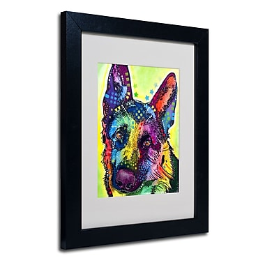 Trademark Fine Art 'German Shepherd'