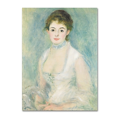 Trademark Fine Art 'Madame Henriot 1876' 24