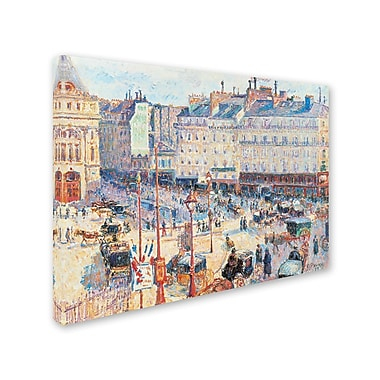 Trademark Fine Art 'Place du Havre 1893' 35