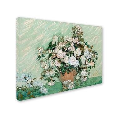Trademark Fine Art 'Roses 1890' 35