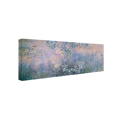 Trademark Fine Art 'Water Lilies 1914-22' 16