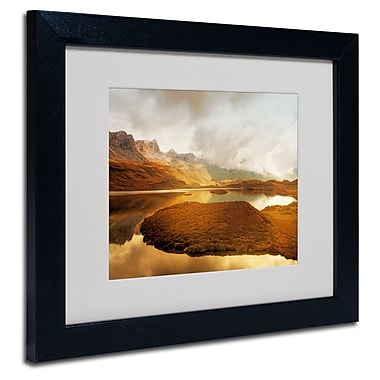 Trademark Fine Art 'Shades of Gold' 11