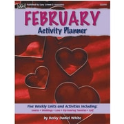 Gary Grimm Monthly Planner Series Book, January-April